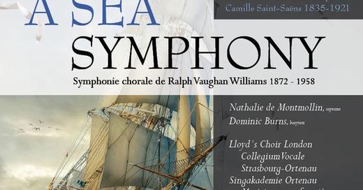 A Sea Symphony - Williams - Danse macabre - Saint-Saëns, © © Veranstalter