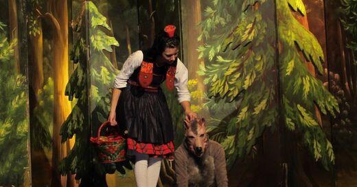 Rotkäppchen - Klassisches Kindertheater, © © Veranstalter