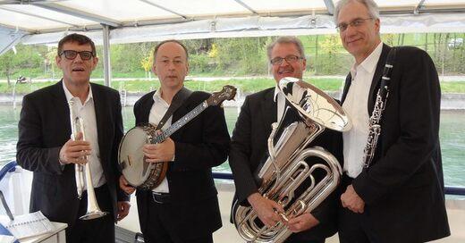Dixie, Swing & das Fallerhof-Jazz-Menü, © © Veranstalter