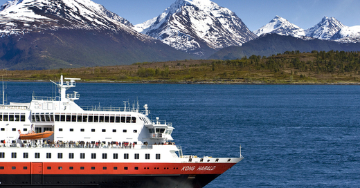 Norwegen – durch die Fjorde in die Arktis, © © Veranstalter