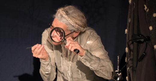 Vagabündel Figurentheater - Ein Rentier sucht Weihnachten, © © Veranstalter