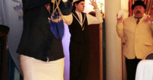 Mord an Bord, Mylord! - Dinner Krimi - Mord ahoi, © © Veranstalter