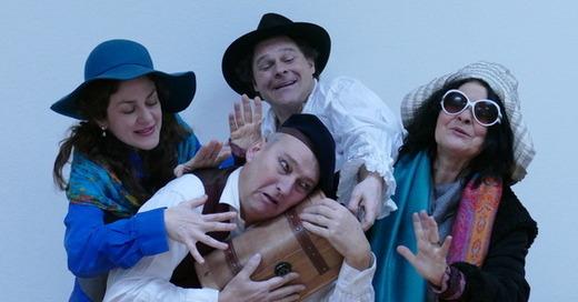 Freiburger Theater Compagnie: Der Geizige - Eine Komödie frei nach Molière, © © Veranstalter