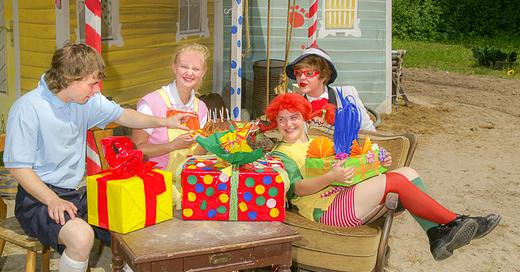 Pippi feiert Geburtstag, © © Veranstalter