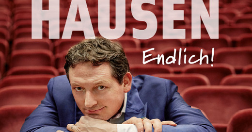 Dr. E. v. HIRSCHHAUSEN - Endlich - Tour 2019, © © Veranstalter