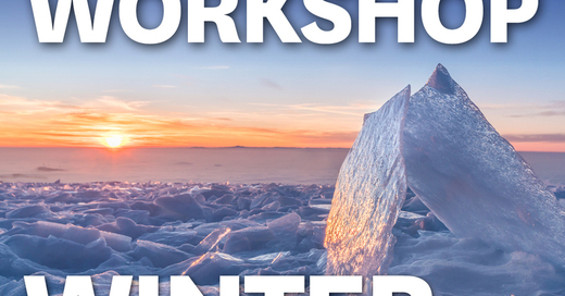 MUNDOLOGIA-Workshop: Winterlandschaft, © © Veranstalter