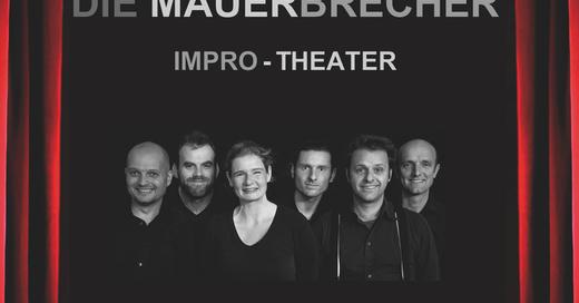 Die Mauerbrecher - Impro-Show: StandAlone, © © Veranstalter
