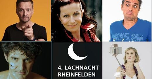4. Rheinfeldener Lachnacht, © © Veranstalter
