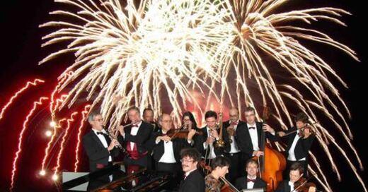 Neujahrskonzert der Stuttgarter Saloniker - Musikalisches Feuerwerk zum Jahresbeginn, © © Veranstalter