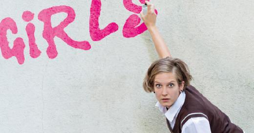 Girls like that / Mädchen wie die // 14+ Jahren, © © Veranstalter