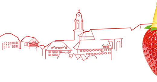 Wahl der ersten Baden-Württembergischen Erdbeerkönigin, © © Veranstalter