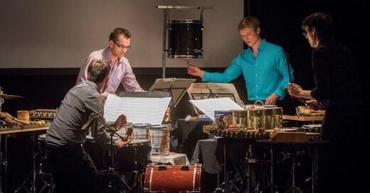 Black Forest Percussion Group - Wohnzimmerkonzert, © © Veranstalter