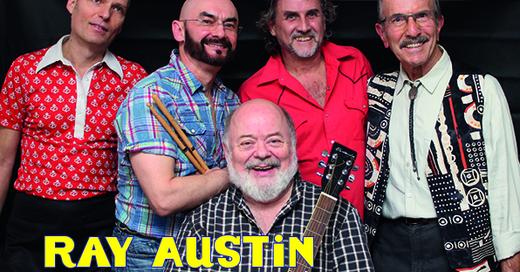 Ray Austin & Friends - Old songs & new songs, blue songs & true songs, © © Veranstalter