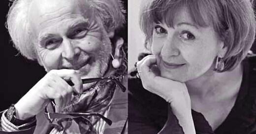 Ein kurzweiliger Abend mit SWR2 Literaturredakteur Gerwig Epkes und der Schauspielerin Doris Wolters, © © Veranstalter