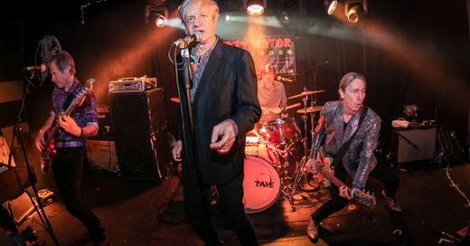The Fleshtones - (US) Garage-Rock, © © Veranstalter