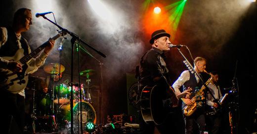 Ghosttown Company + Calim - (D) Irish Folk-Rock + (A) Songwriter-Folk, © © Veranstalter