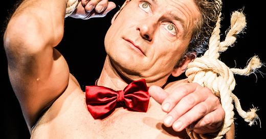 """""""Der perfekte Mann"""", v. Morten Feldmann, © © Veranstalter"""