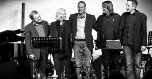Gloria Cooper`s German Quintet, © © Veranstalter