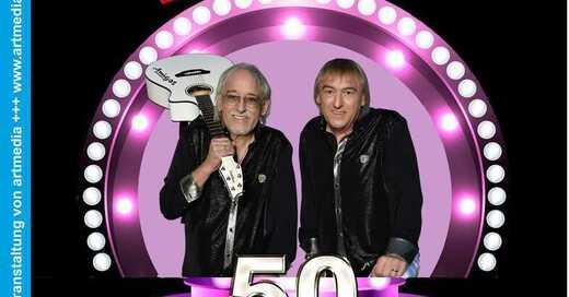 Die Amigos - 50 Jahre - Jubiläumstour, © © Veranstalter