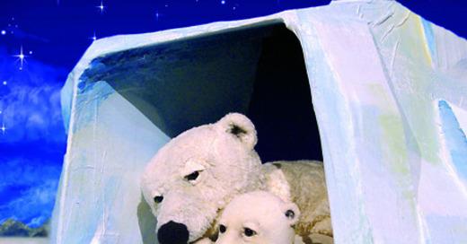 marotte Figurentheater - Der kleine Eisbär, © © Veranstalter