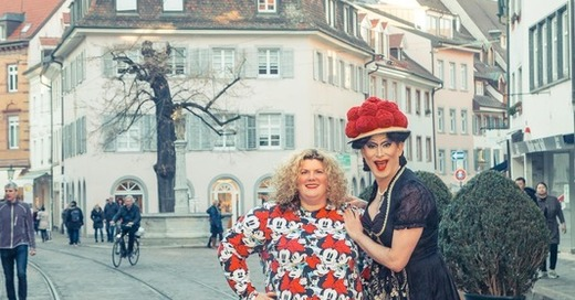 Betty BBQ präsentiert: Freiburg ist fett! - – Die Comedy City-Tour mit Kerstin Luhr, © © Veranstalter