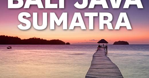 MUNDOLOGIA: Bali - Java - Sumatra, © © Veranstalter