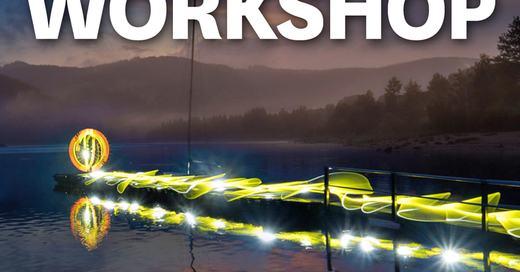 MUNDOLOGIA-Workshop: Lightpainting in der Natur, © © Veranstalter