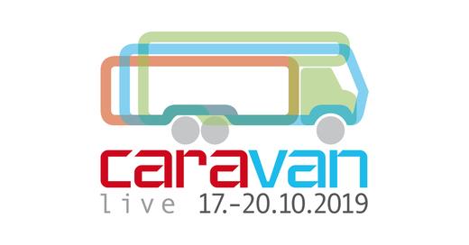 caravan live 2019 I 17.10. - 20.10.2019 - Fachausstellung für Reisemobile, Caravans und Zubehör, © © Veranstalter