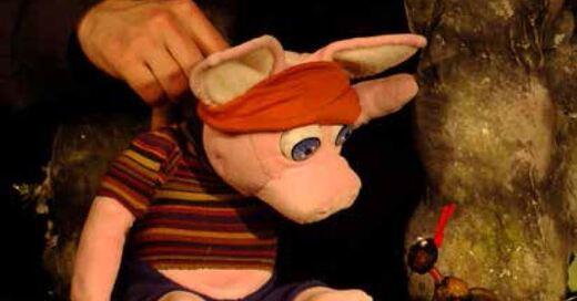 Puppenparade Ortenau: Die drei kleinen Schweinchen, © © Veranstalter