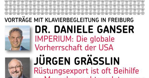 IMPERIUM: Die globale Vorherrschaft der USA - Rüstungsexport ist oft Beihilfe zu Menschenrechtsverletzungen, © © Veranstalter