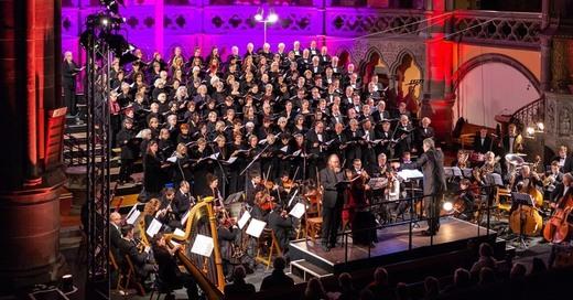 Bach: Johannespassion 2019 - Chor- und Orchesterkonzert, © © Veranstalter