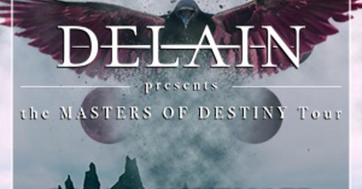 DELAIN - The Masters Of Destiny Tour, © © Veranstalter