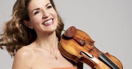 Anne-Sophie Mutter   Violine, © © Veranstalter