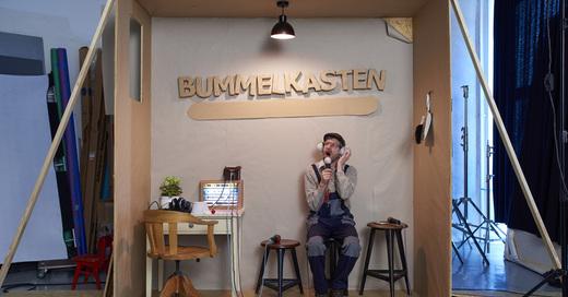 """Bummelkasten - """"""""Irgendwas Bestimmtes"""" Tour 2019, © © Veranstalter"""