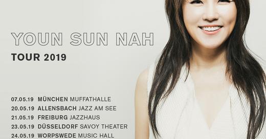 Youn Sun Nah - Tour 2019, © © Veranstalter