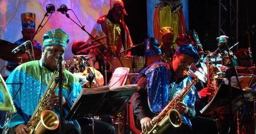 Sun Ra Arkestra - Marshall Allen's 95th Birthday Celebration Tour, © © Veranstalter