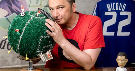 Zeiglers wunderbare Welt des Fussballs - Dahin wo es wehtut, © © Veranstalter