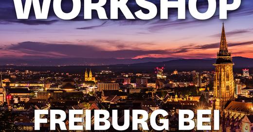 MUNDOLOGIA-Workshop: Freiburg bei Nacht, © © Veranstalter