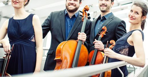Aris Quartett, © © Veranstalter