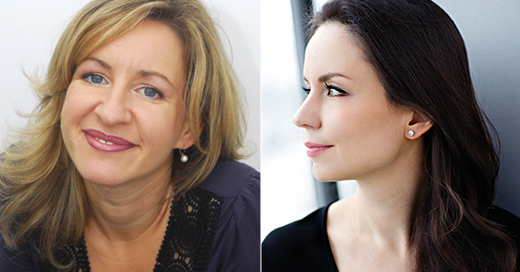 Quatre Instants - Katharina Kutsch, Sopran & Pauliina Tukiainen, Klavier, © © Veranstalter