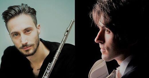 Duo-Abend - Mario Notaristefano, Querflöte & Pietro Ceresini, Klavier, © © Veranstalter