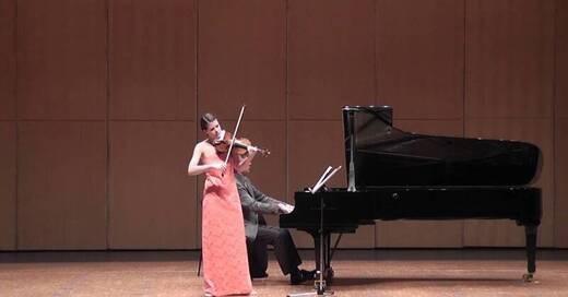 Duo-Abend - Simone Zgraggen, Violine & Joachim Kist, Klavier, © © Veranstalter