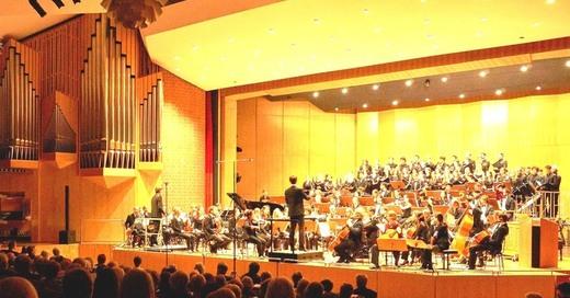 Deutsch-russischer Dialog - Konzert Hochschulchor, © © Veranstalter