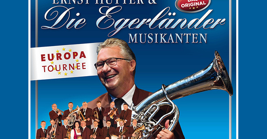 Ernst Hutter & die EGERLÄNDER MUSIKANTEN - Bühne 79211, © © Veranstalter