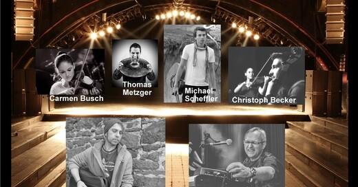 """Schloss Reinach Sommerfest - Open Air Konzert mit """"Gonzo Unplugged"""", © © Veranstalter"""