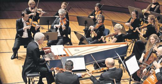 Barockorchester Ensemble Corund, © © Veranstalter