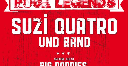 ROCK LEGENDS - Suzi Quatro & Band, © © Veranstalter