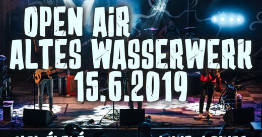 Open Air Altes Wasserwerk, © © Veranstalter