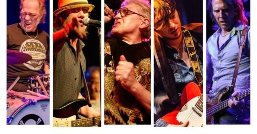 The Hamburg Blues Band & Chris Farlowe, © © Veranstalter