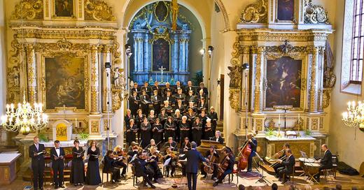 "Chorkonzert: Joseph Haydn, ""Paukenmesse"" - W.A.Mozart, Litaniae de venerabili altaris Sacramento, © © Veranstalter"